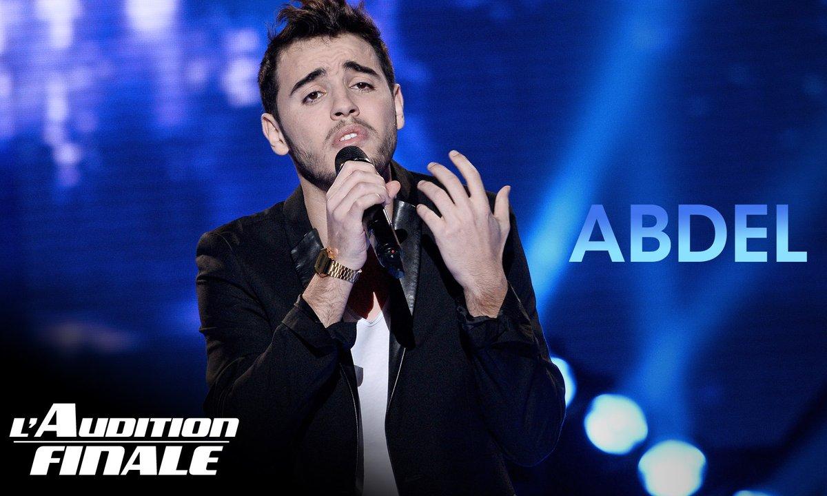 """Abdel - """"Si t'étais là"""" (Louane)"""