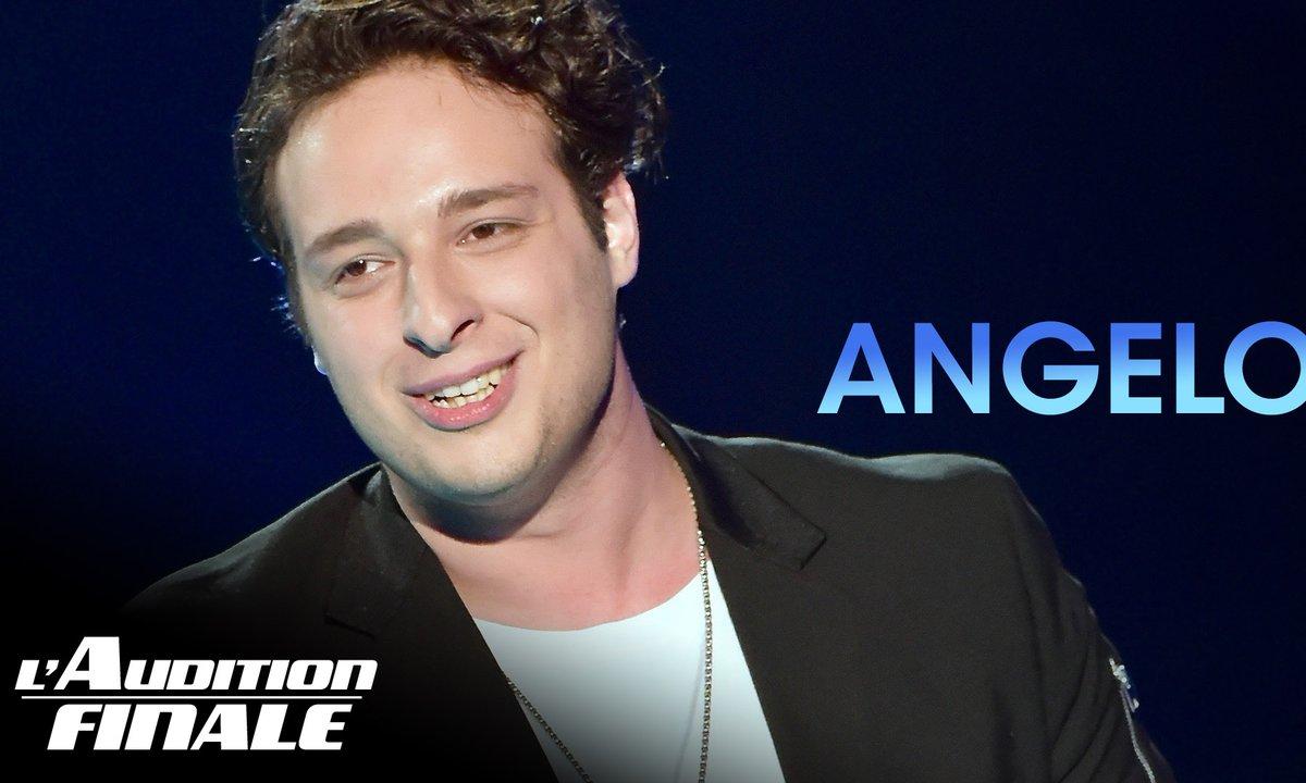 """Angelo - """"Casser la voix"""" (Patrick Bruel)"""