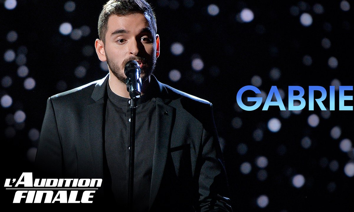 """Gabriel - """"You raise me up"""" (Josh Groban)"""
