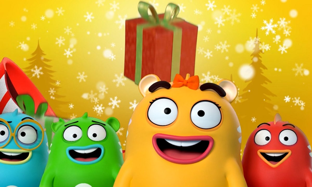 Les hoofs - Compilation Noël