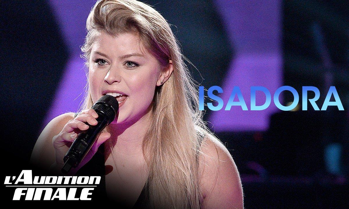 "Isadora - ""Les bêtises"" (Sabine Paturel)"