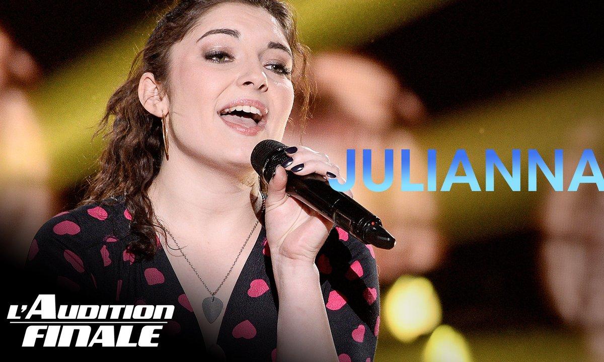 """Julianna - """"Fly me to the moon"""" ( Franck Sinatra)"""