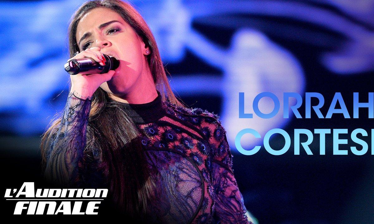 "Lorrah Cortesi - ""Enjoy the silence"" (Depeche Mode)"