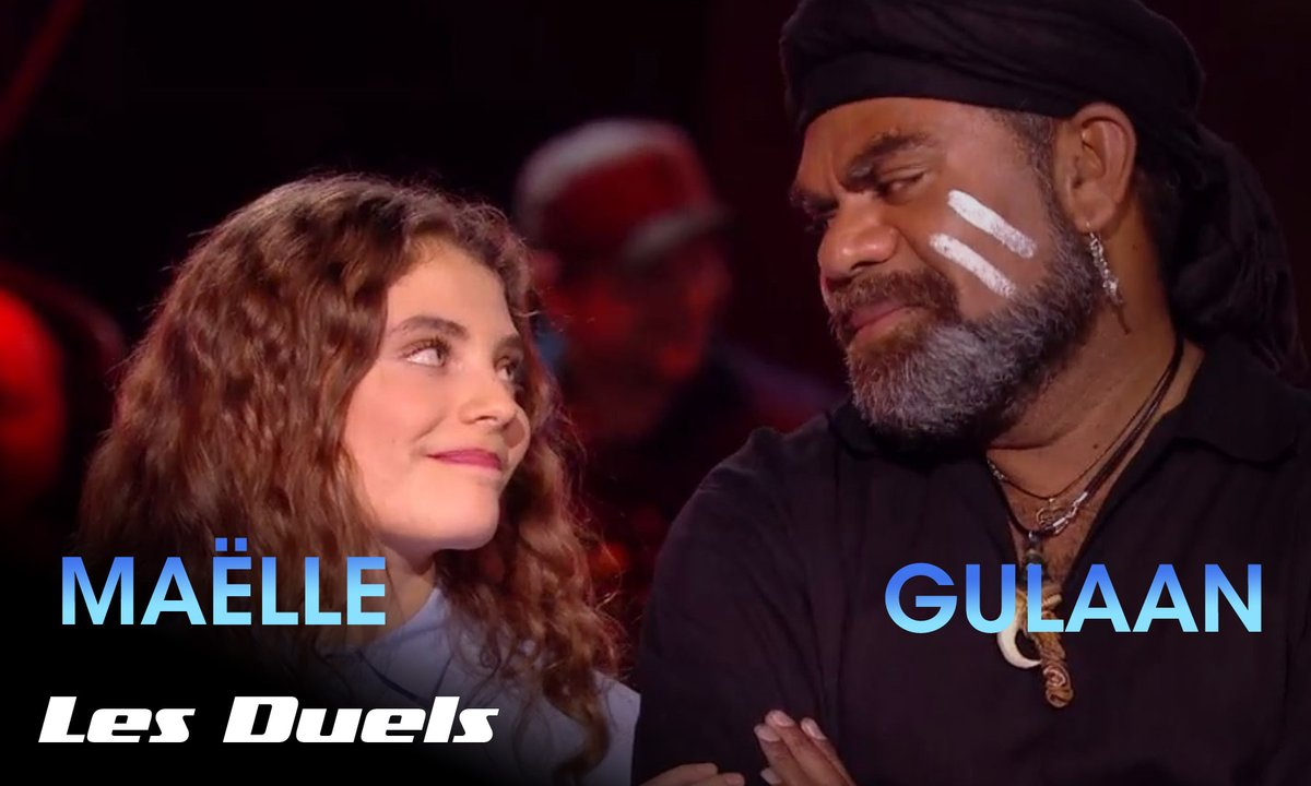 Maëlle vs Gulaan | Fragile | Sting