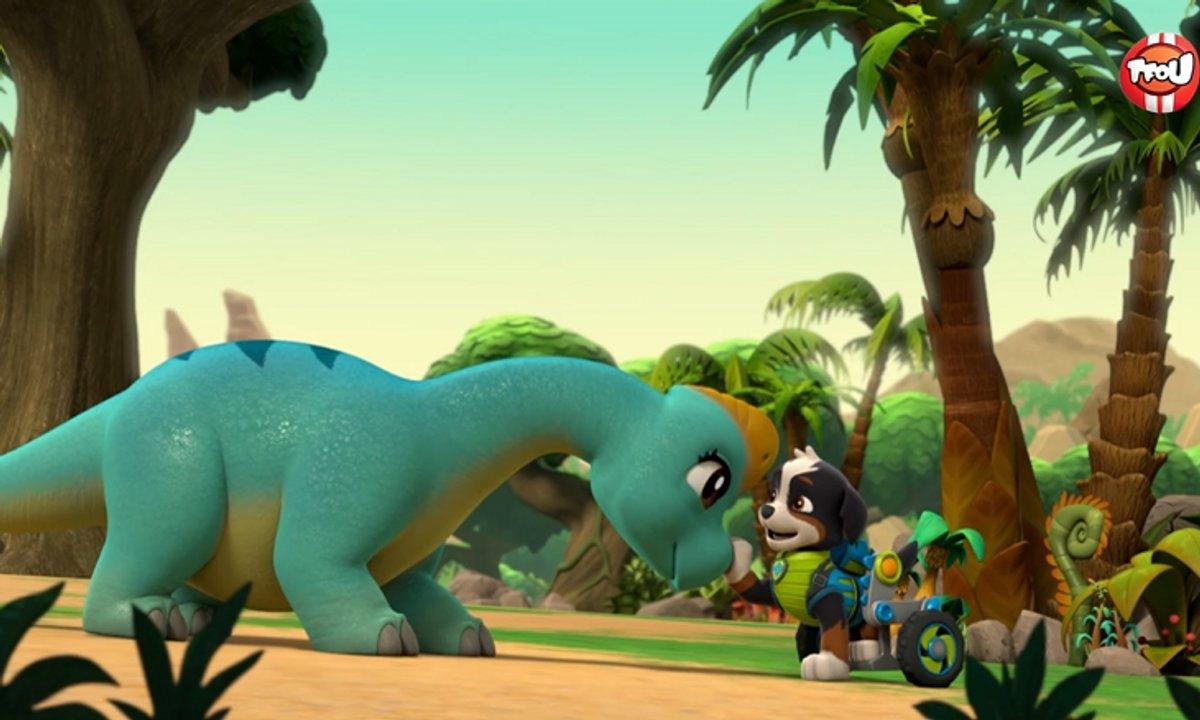Paw Patrol, la Pat'Patrouille - Mission Dino : Le ptérodactyle - Extrait
