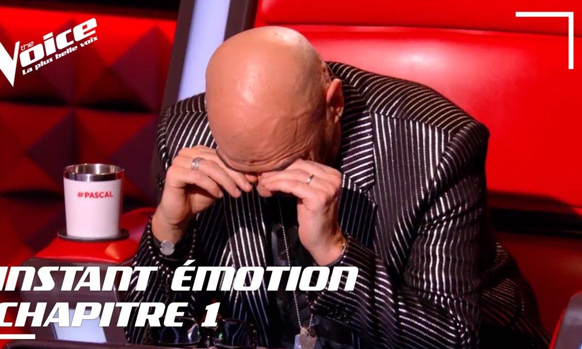 Emotions fortes : Pascal Obispo ne peut plus retenir ses larmes, il quitte le plateau