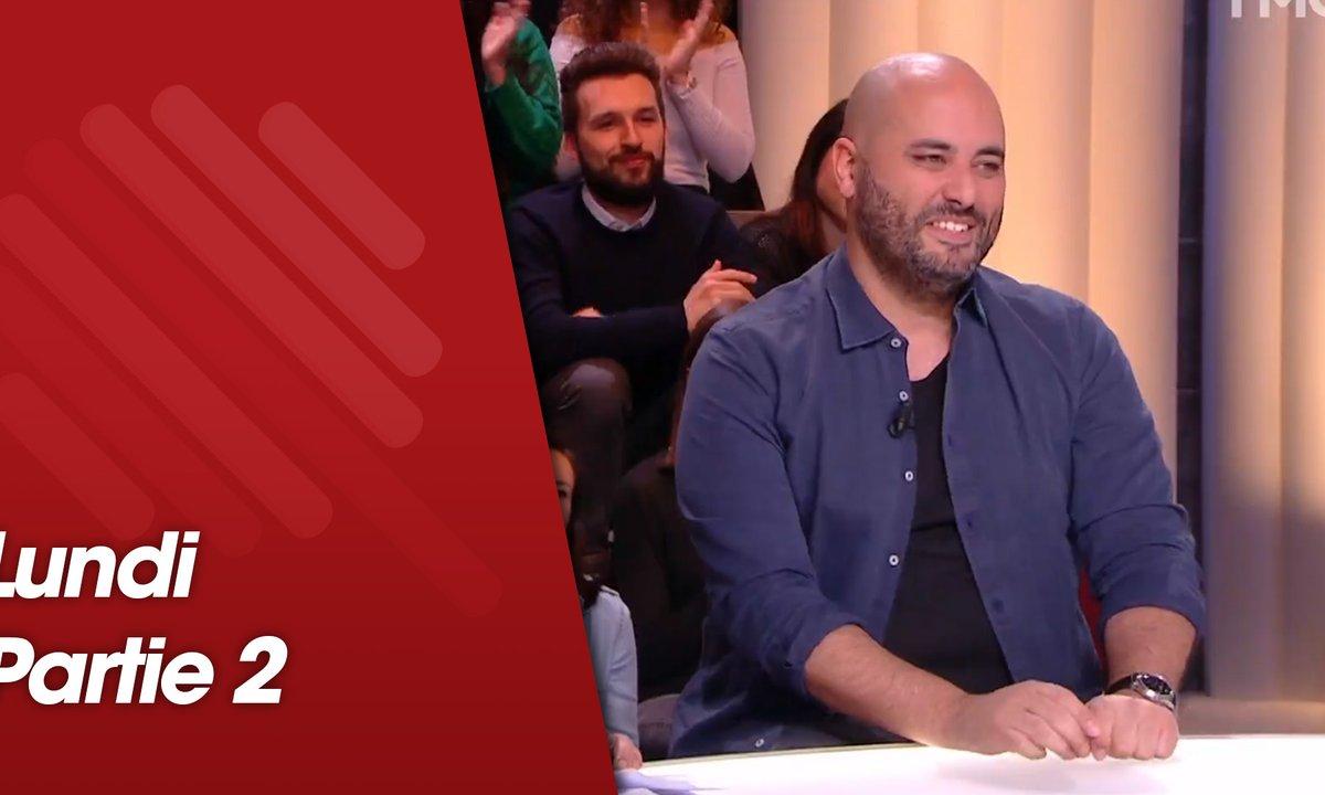 Quotidien, deuxième partie du 1 avril 2019 avec Mathieu Bock-Côté et Jérôme Commandeur
