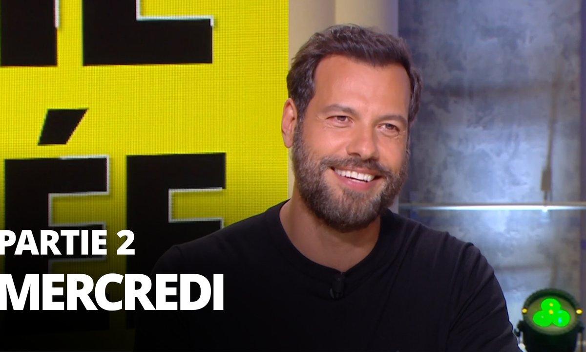Quotidien, deuxième partie du 1 septembre 2021 avec Laurent Lafitte