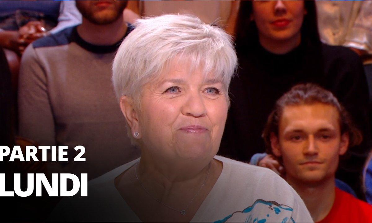 Quotidien, deuxième partie du 2 mars 2020 avec Mimie Mathy