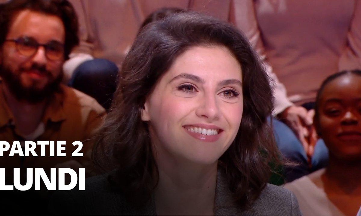 Quotidien, deuxième partie du 3 février 2020 avec Mila et Marina Rollman