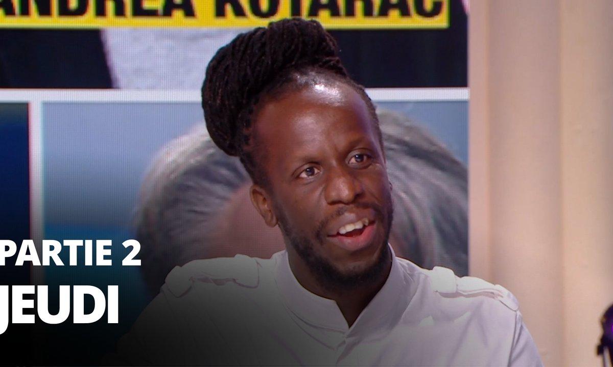 Quotidien, deuxième partie du 3 juin 2021 avec Youssoupha et Xavier Jaravel