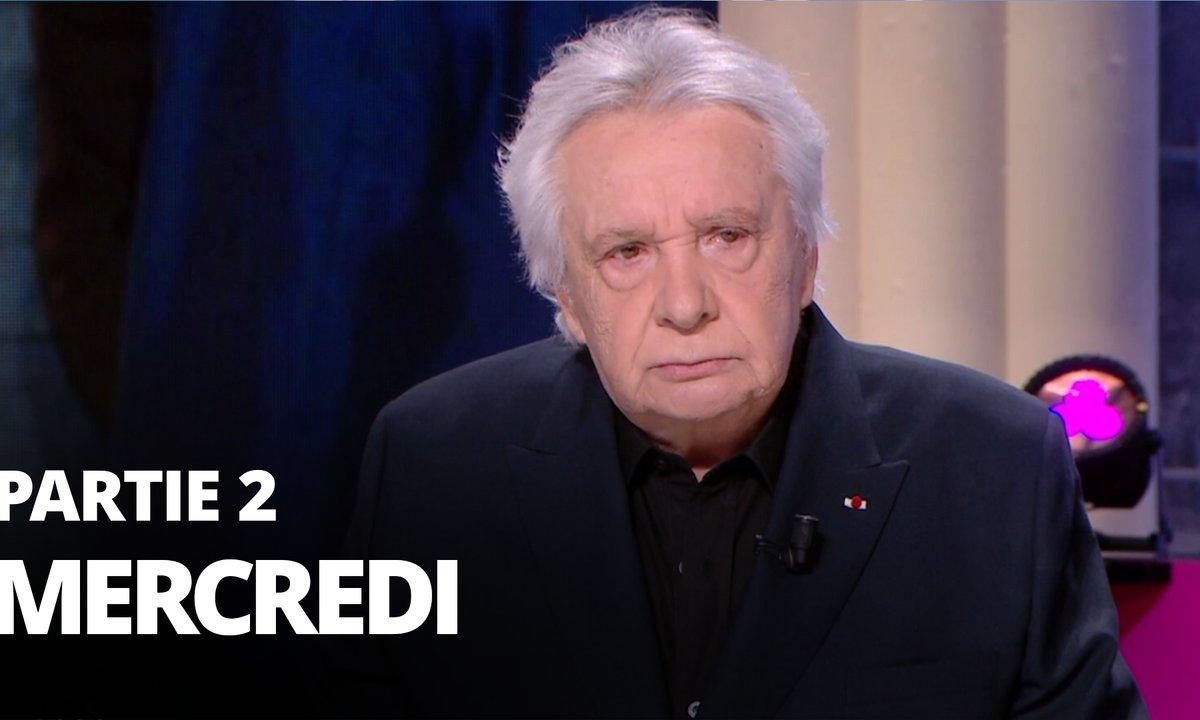 Quotidien, deuxième partie du 5 mai 2021 avec Michel Sardou