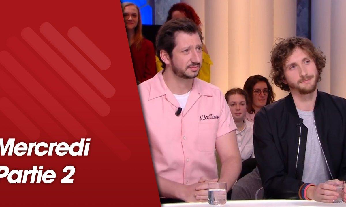 Quotidien, deuxième partie du 6 février 2019 avec Brigitte Gothière, Sébastien Arsac, Baptiste Lecaplain et Monsieur Poulpe