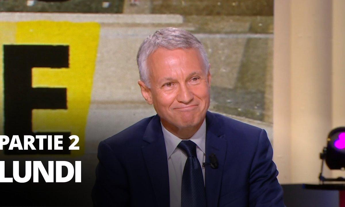 Quotidien, deuxième partie du 6 septembre 2021 avec Jean-François Ricard