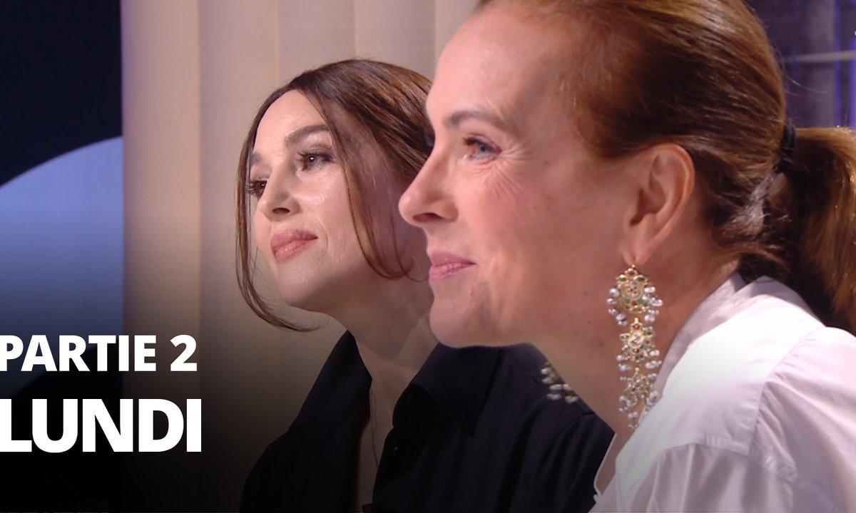Quotidien, deuxième partie du 7 juin 2021 avec Monica Bellucci, Carole Bouquet et Gérald Bronner
