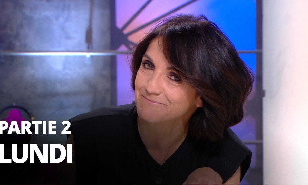 Quotidien, deuxième partie du 8 mars 2021 avec Florence Foresti et Anne-Cécile Mailfert