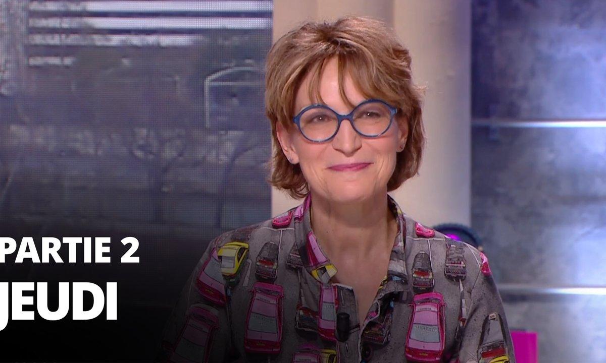 Quotidien, deuxième partie du 8 avril 2021 avec Agnès Callamard, Thierry Marx et Raphaël Haumont