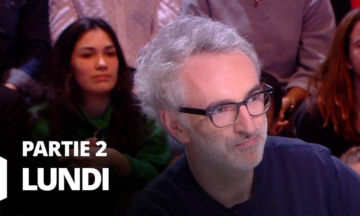Quotidien, deuxième partie du 10 février 2020 avec Vincent Delerm et Gabriel Zucman