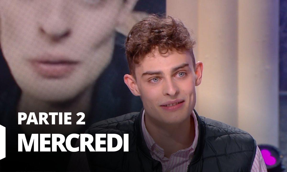 Quotidien, deuxième partie du 10 février 2021 avec Hubert Védrine et Emile Coddens