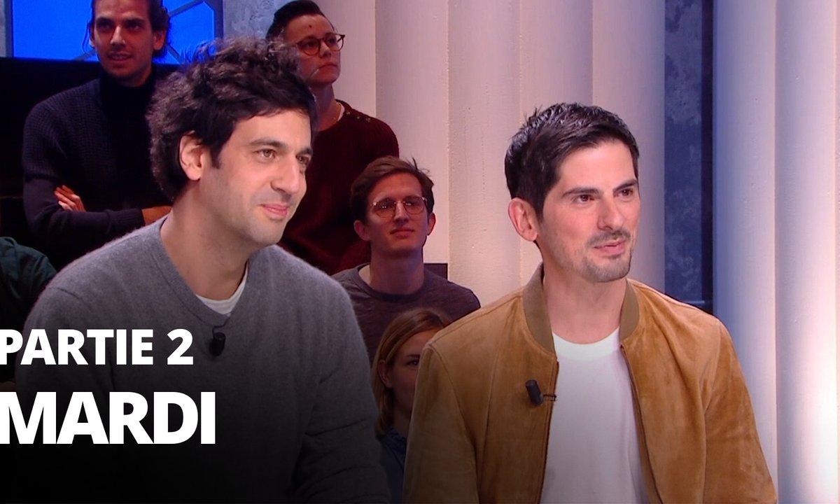 Quotidien, deuxième partie du 10 décembre 2019 avec Abnousse Shalmani, Max Boublil et Anthony Marciano