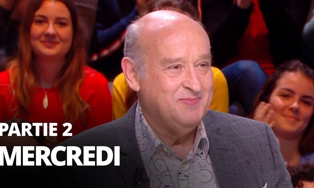 Quotidien, deuxième partie du 11 mars 2020 avec Michel Jonasz et Laurence Boone