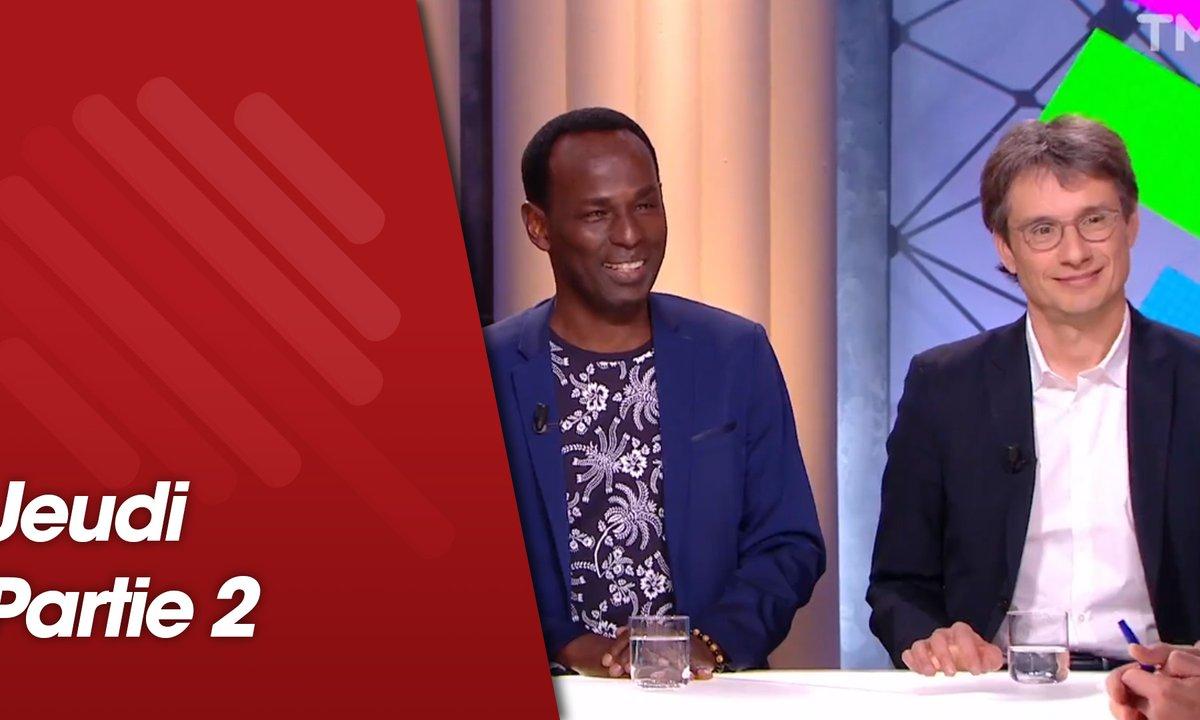 Quotidien, deuxième partie du 11 avril 2019 avec Bruno Patino, Jérémy Ferrari et Mamane