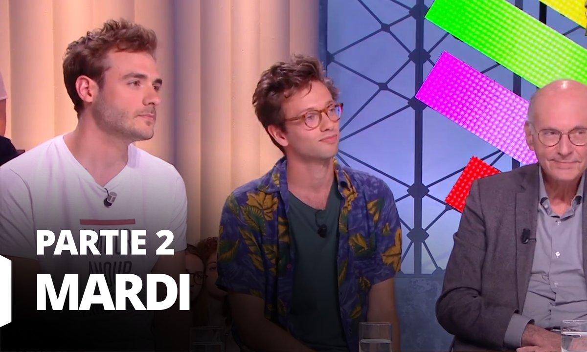 Quotidien, deuxième partie du 11 juin 2019 avec Boris Cyrulnik et le duo Ambroise et Xavier