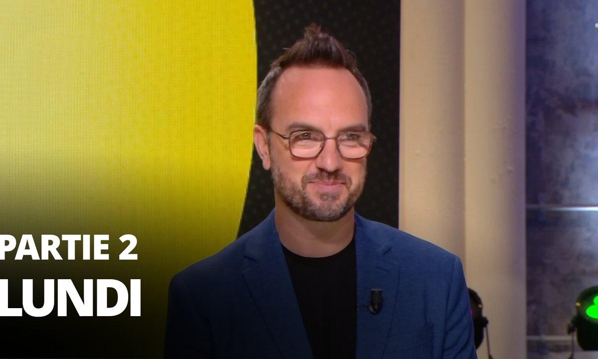 Quotidien, deuxième partie du 11 octobre 2021 avec Benjamin Voisin, Xavier Giannoli et Jarry