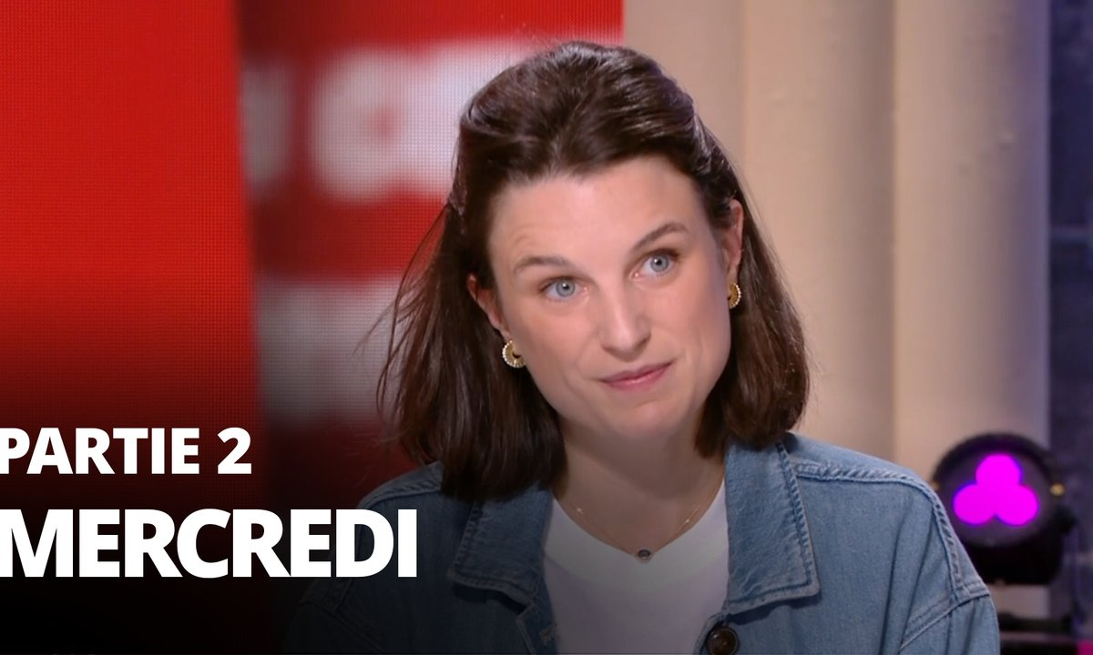Quotidien, deuxième partie du 17 mars 2021 avec Eugénie Bastié et Stève Stievenart