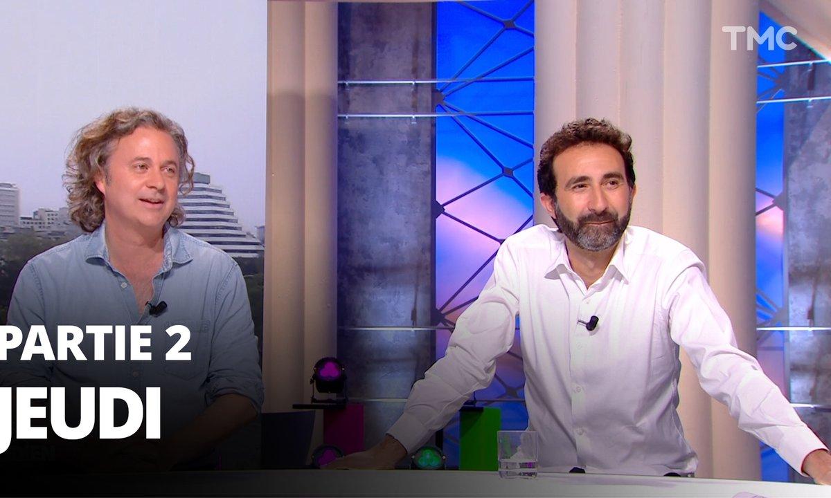 Quotidien, deuxième partie du 17 juin 2021 avec Charles Pépin et Mathieu Madénian