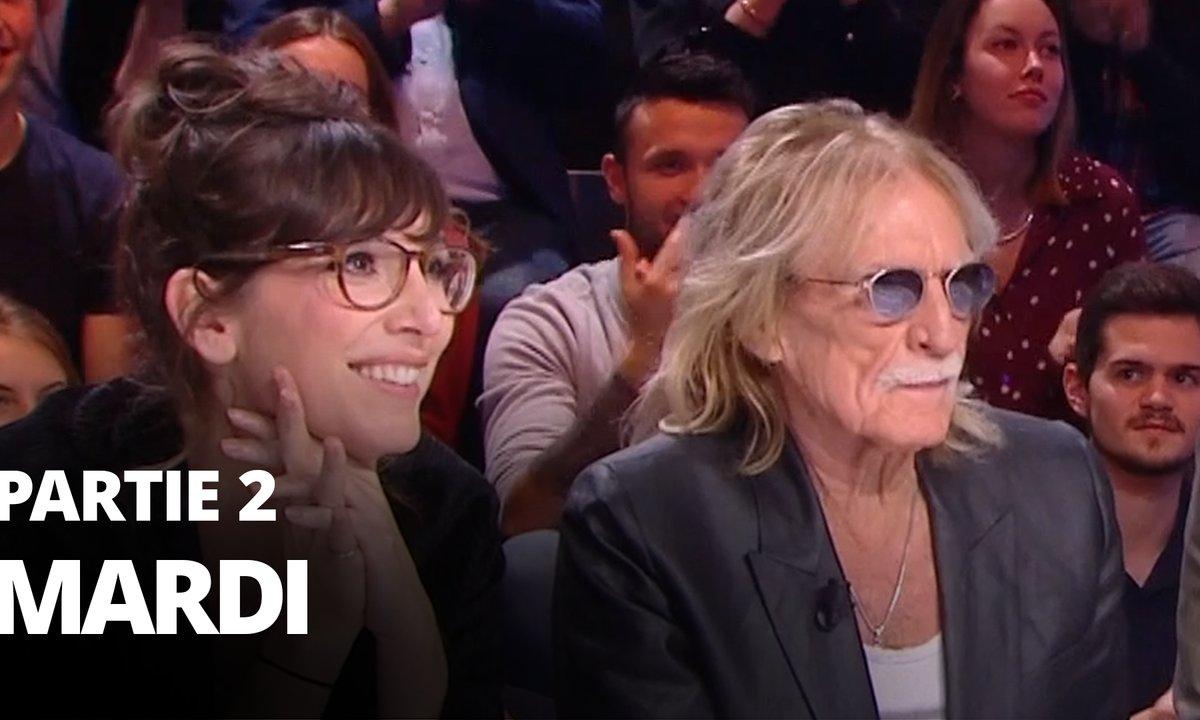 Quotidien, deuxième partie du 17 décembre 2019 avec Christophe et Nora Hamzawi