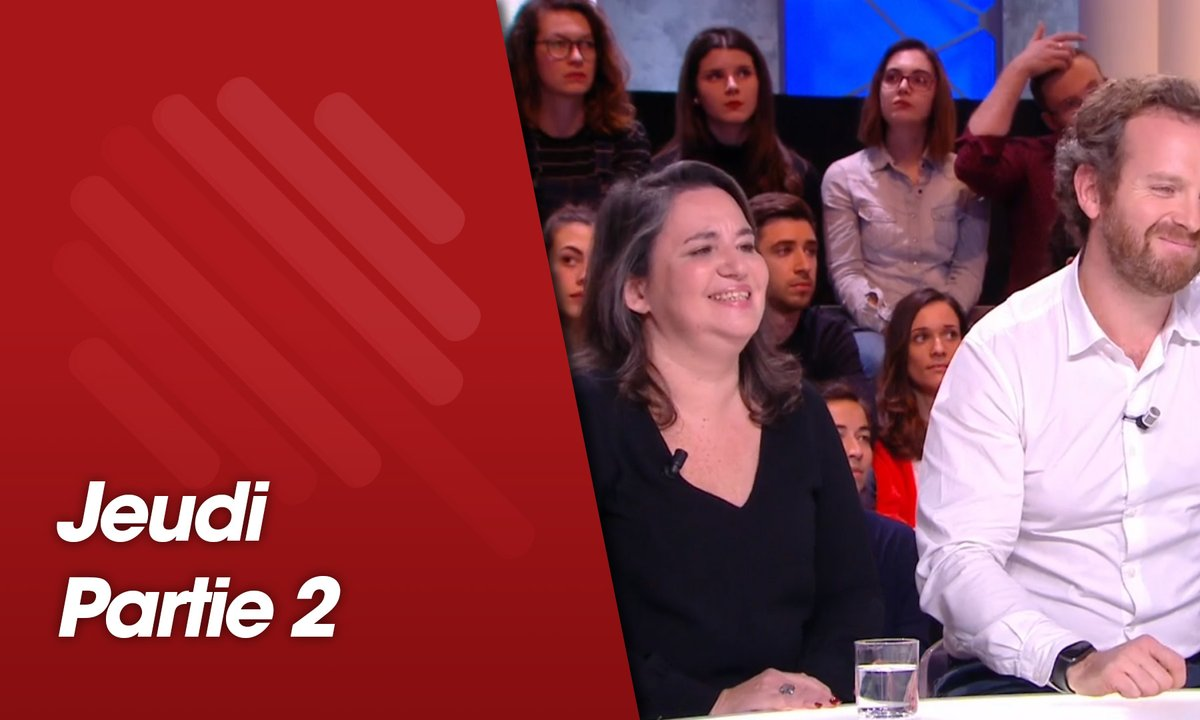 Quotidien, deuxième partie du 21 février 2019 avec Cyril Graziani, Cécile Amar, Noémie Schmidt, Laurent Rochette et Paul Saïsset