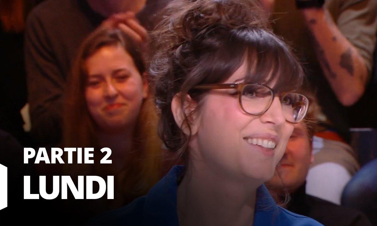 Quotidien, deuxième partie du 24 février 2020 avec Nora Hamzawi et Pierre Rosanvallon