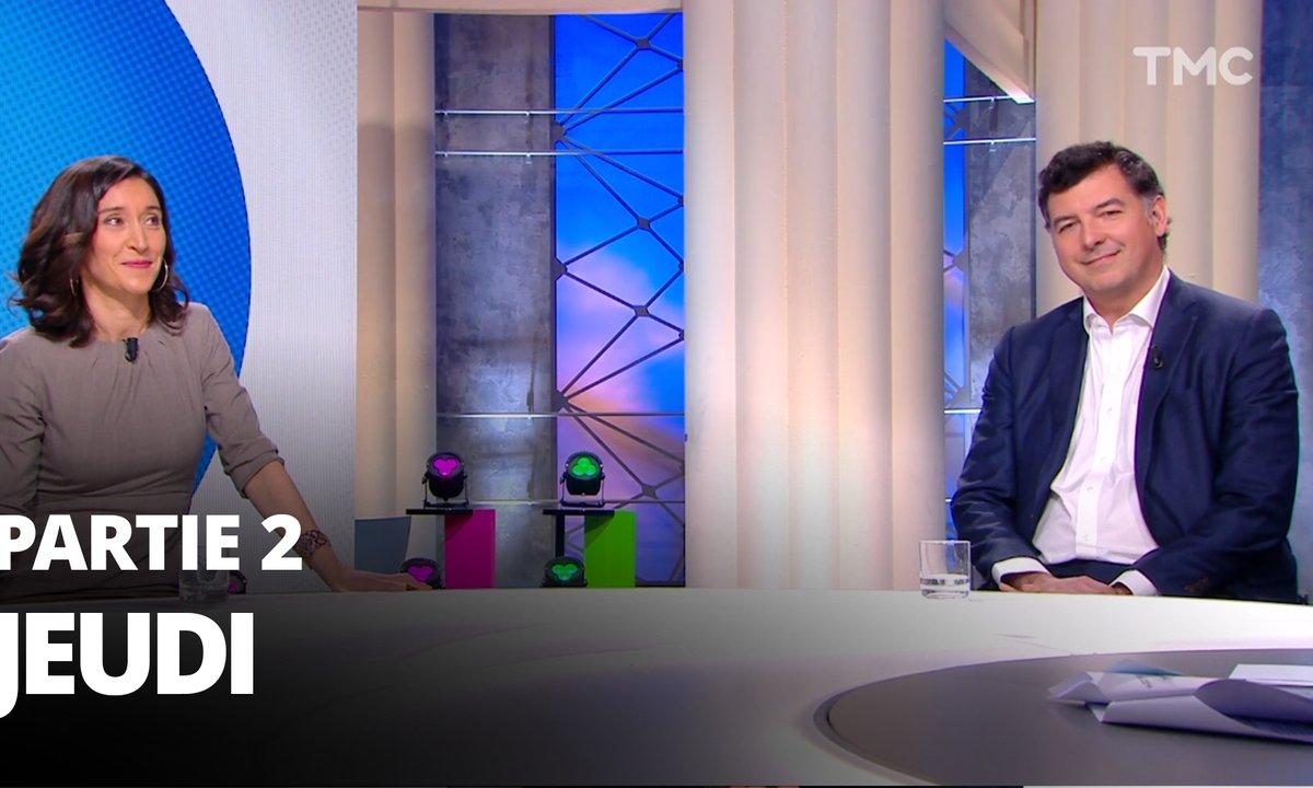 Quotidien, deuxième partie du 25 mars 2021 avec Sébastien Le Foll, Nathalie Scuck et Arthur Lochmann