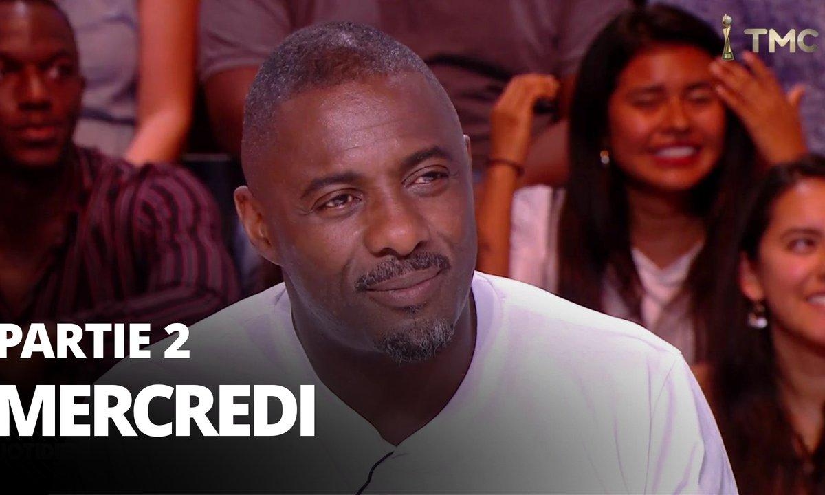 Quotidien, deuxième partie du 26 juin 2019 avec Frédéric Mion et Idris Elba