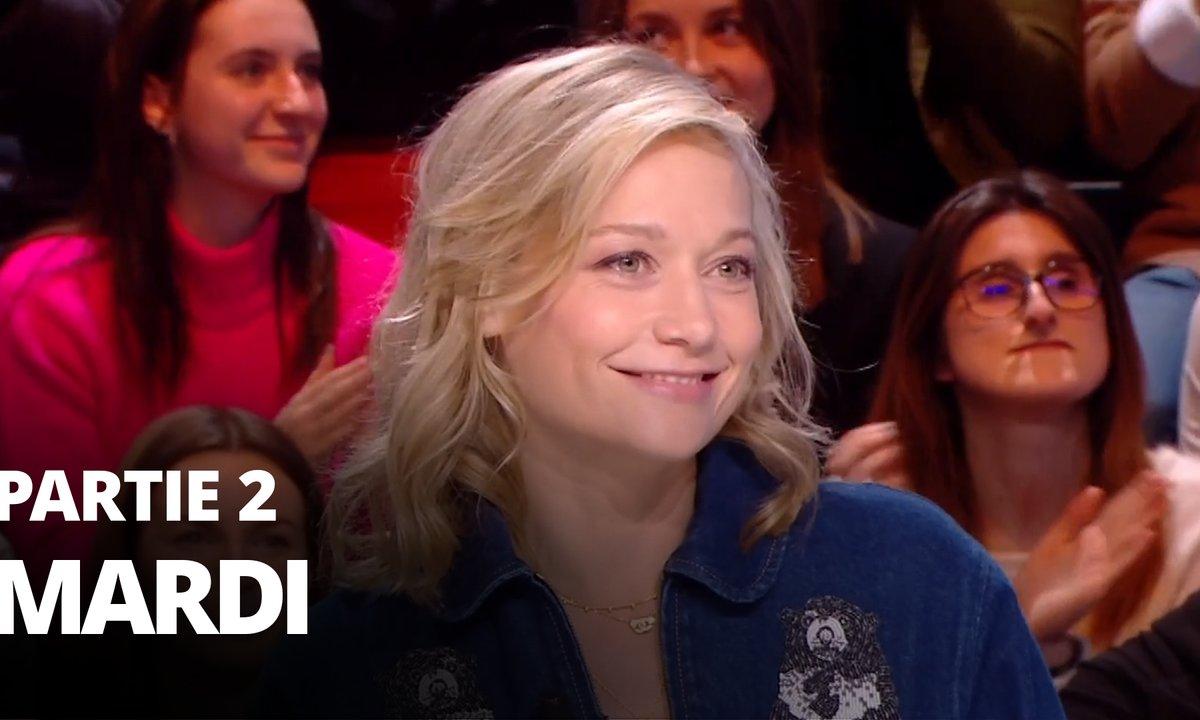 Quotidien, deuxième partie du 28 janvier 2020 avec Caroline Vigneaux et Gwendal Poullennec