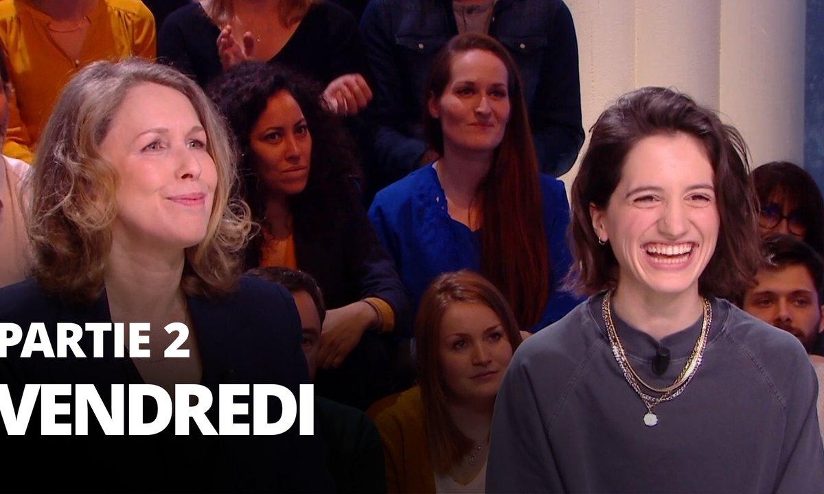 Quotidien, deuxième partie du 28 février 2020 avec Thomas Porcher, Aloïse Sauvage et Pascale Clark