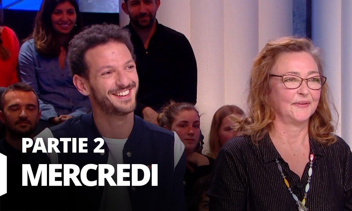 Quotidien, deuxième partie du 29 janvier 2020 avec Vincent Dedienne, Catherine Frot et Boyan Slat