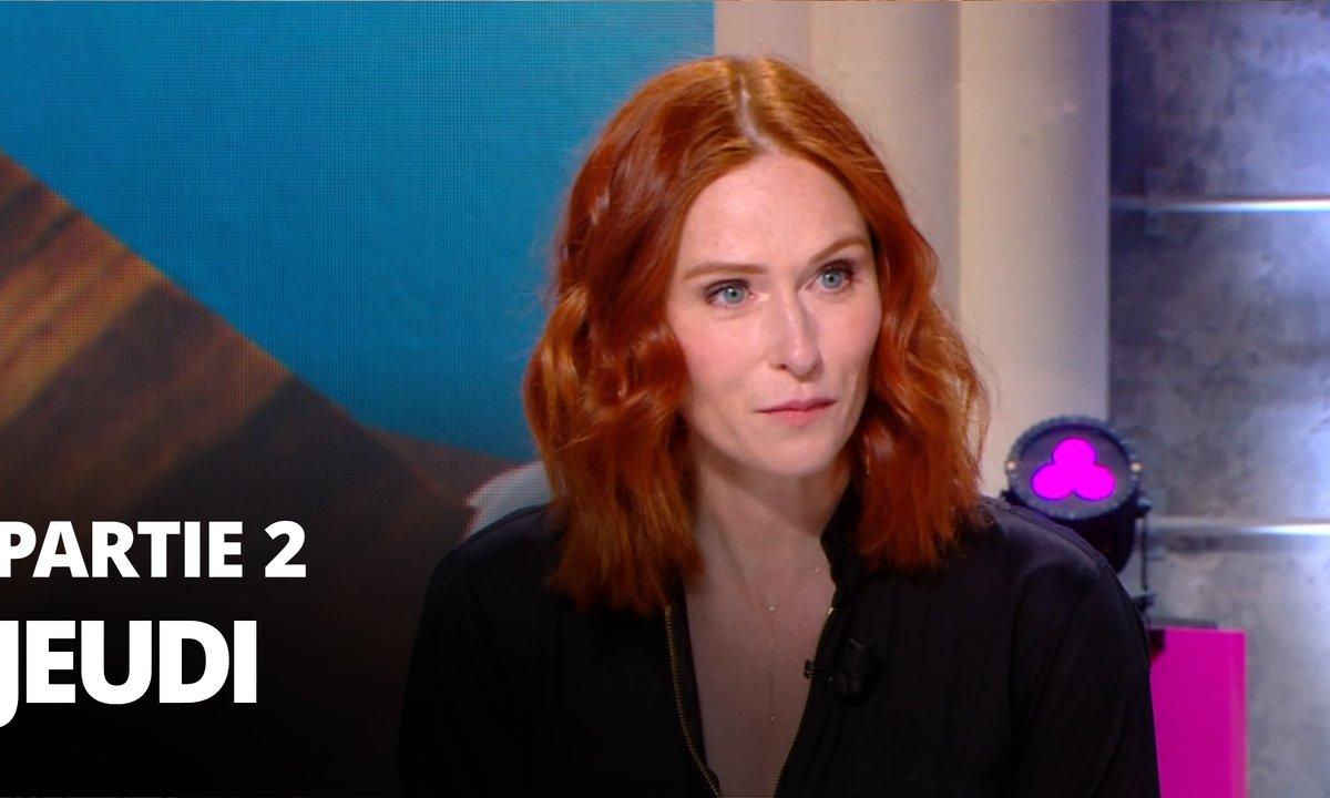 Quotidien, deuxième partie du 29 avril 2021 avec Audrey Fleurot et Jean-Pierre Farandou