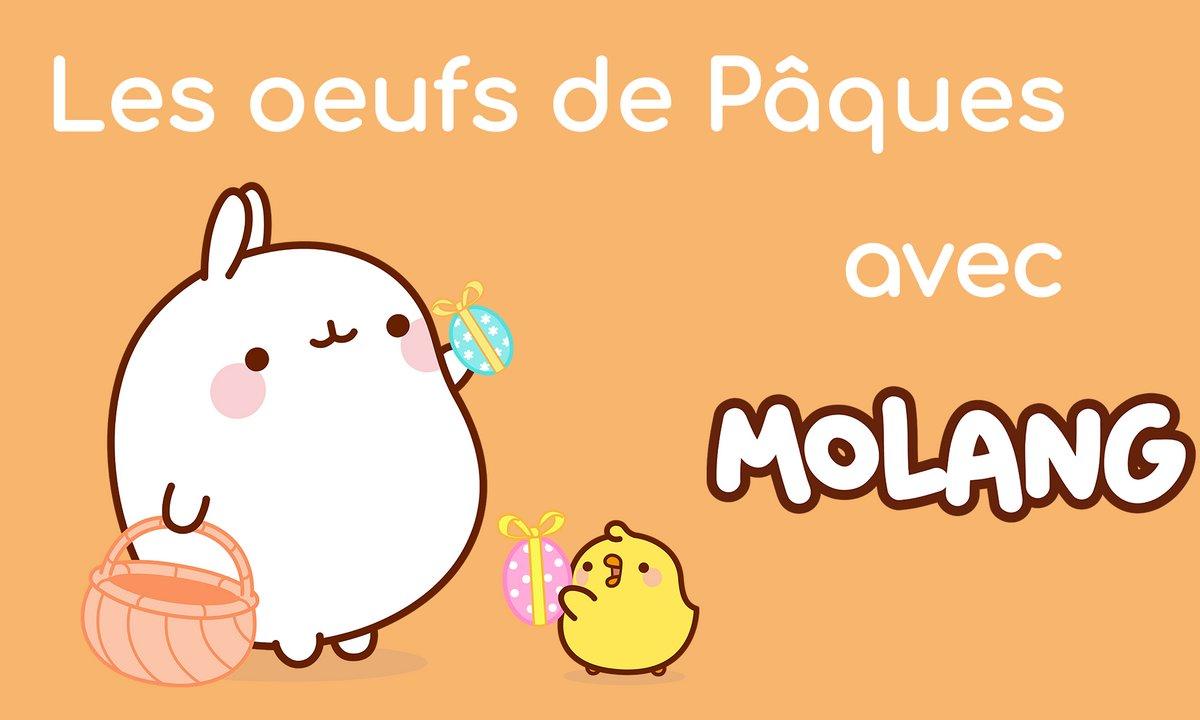 Molang - Compilation Pâques 2