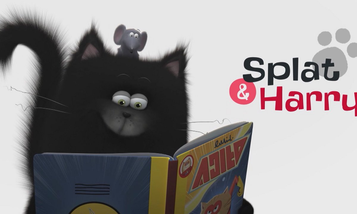 Splat et Harry - Bande annonce