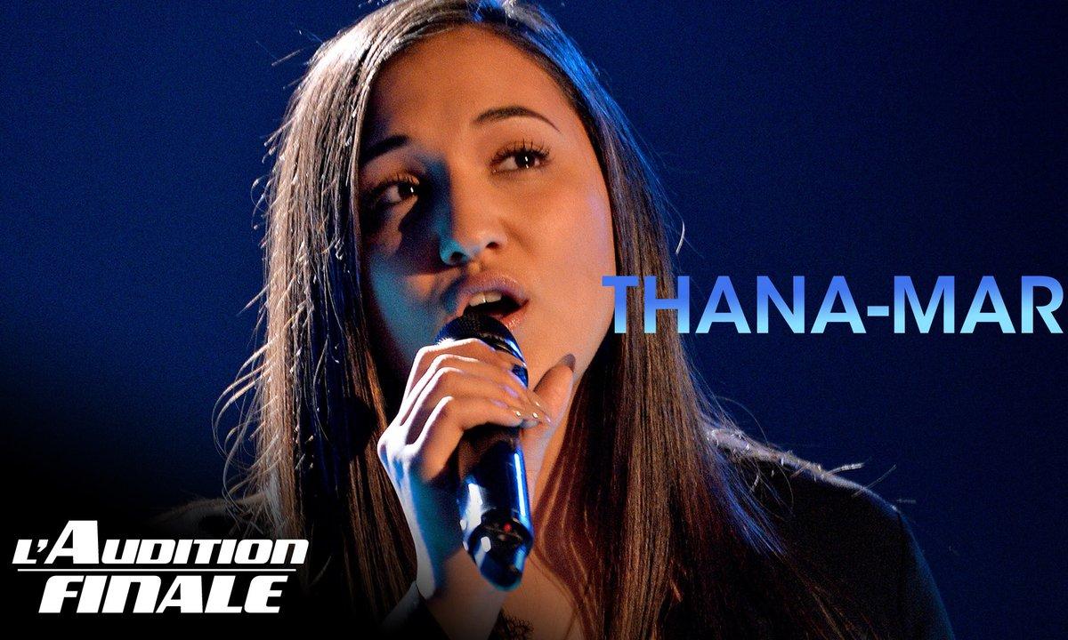 """Thana-Marie - """"Vole"""" (Céline Dion)"""