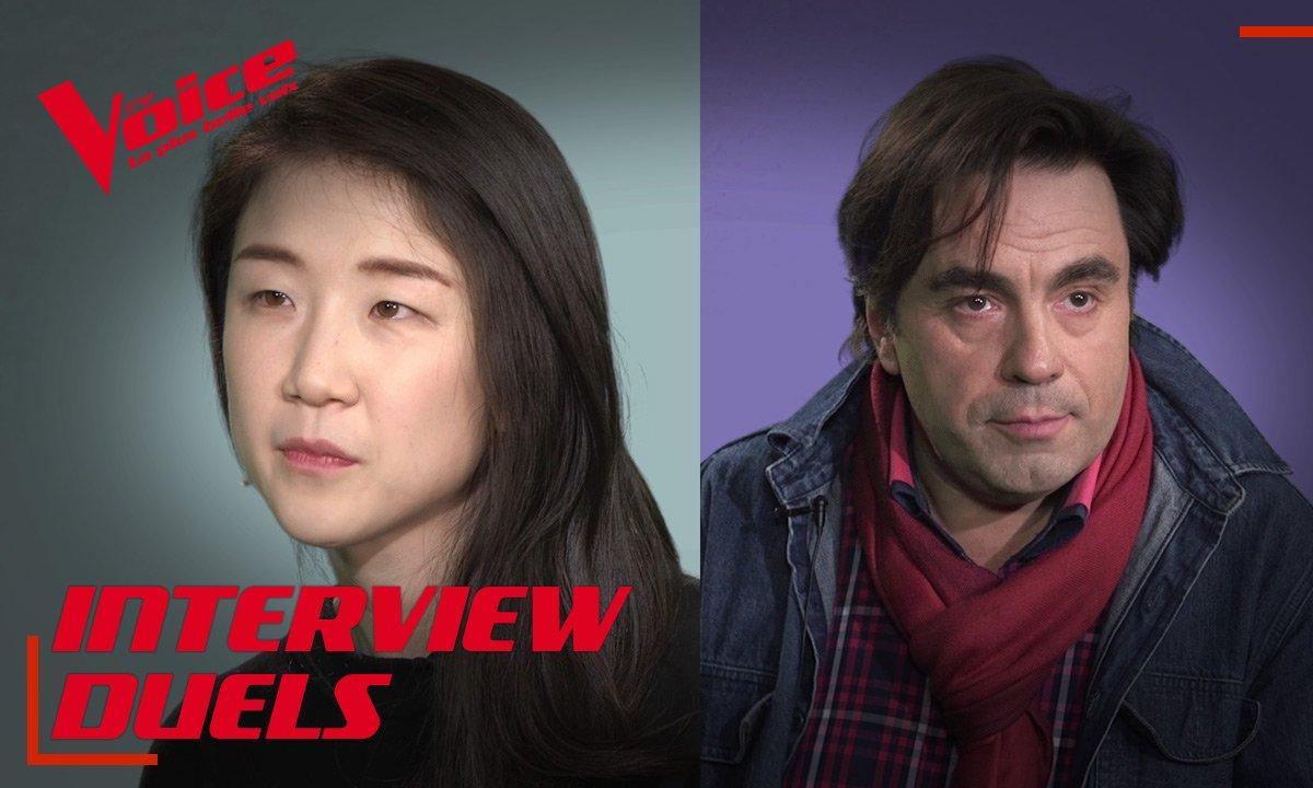 Interview Duels : Ubare et Frédéric Longbois, ces deux-là font la paire