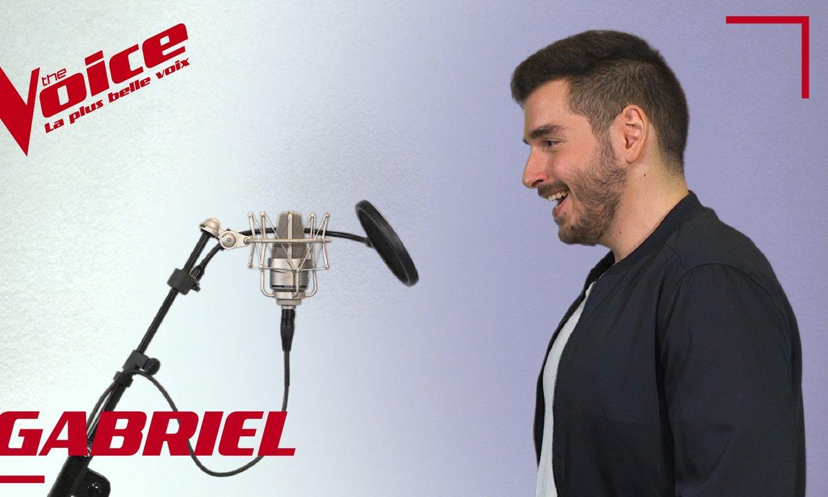 """La Vox des talents : Gabriel - """"Parla piu piano"""" (Roberto Alagna)"""