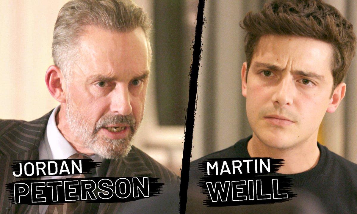 Martin Weill face à Jordan Peterson, l'intellectuel aux théories masculinistes [version longue]