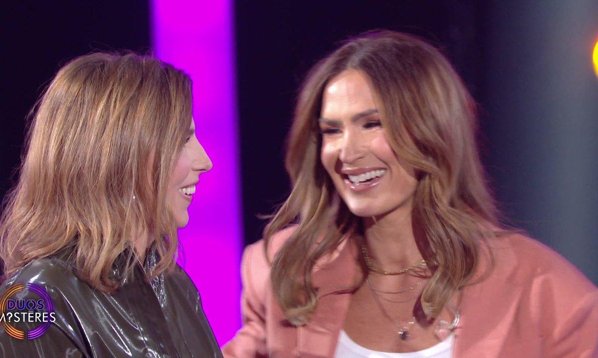 """Duos Mystères - Vitaa et Laure Milan chantent """"Tu es mon autre"""""""