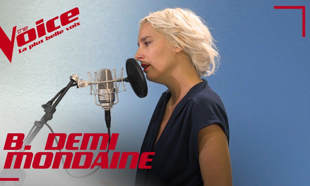 """La Vox des talents : B. Demi-Mondaine - """"Summertime"""" (Billie Holiday)"""