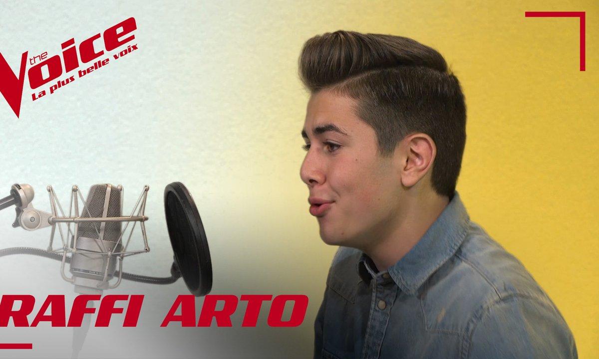 "La Vox des talents : Raffi Arto - ""Reet Petite"" (Jackie Wilson)"