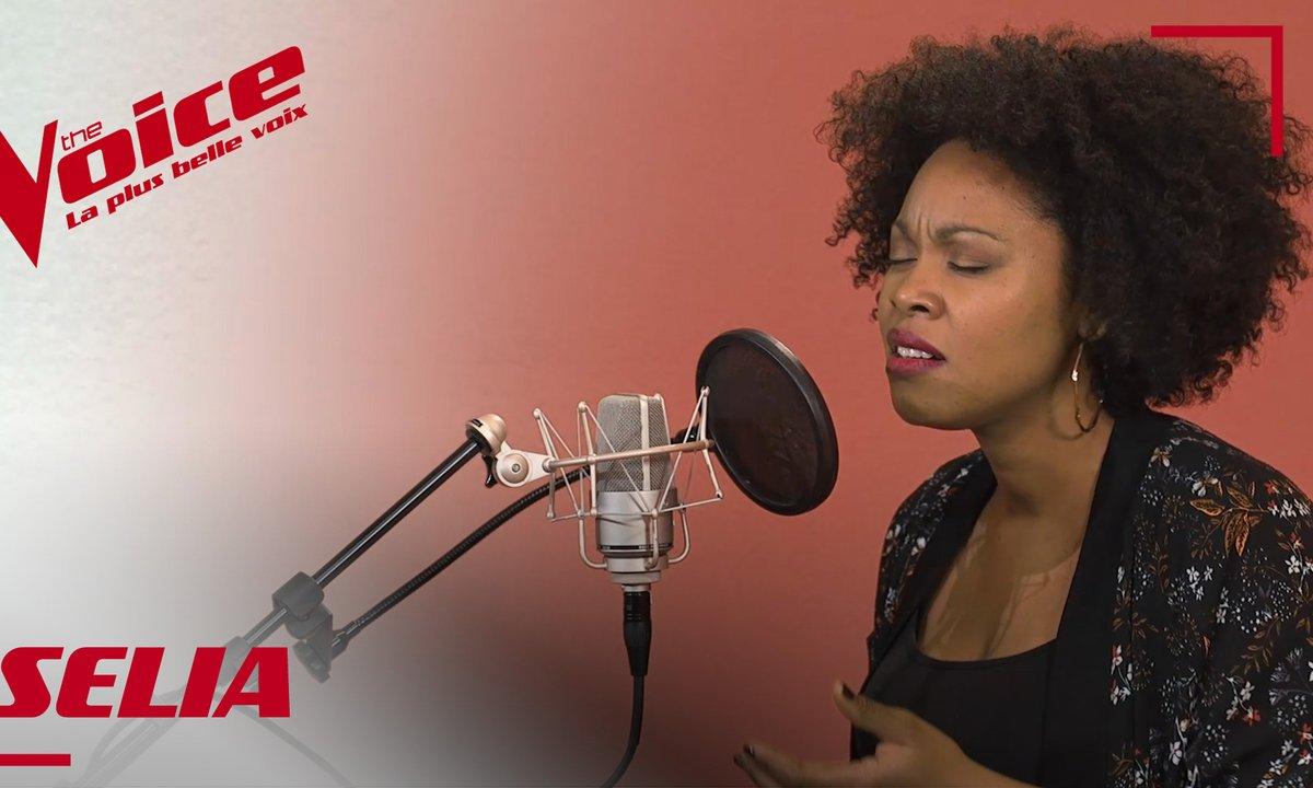 "La Vox des talents : Selia - ""Under the bridge"" (Red Hot Chili Peppers)"