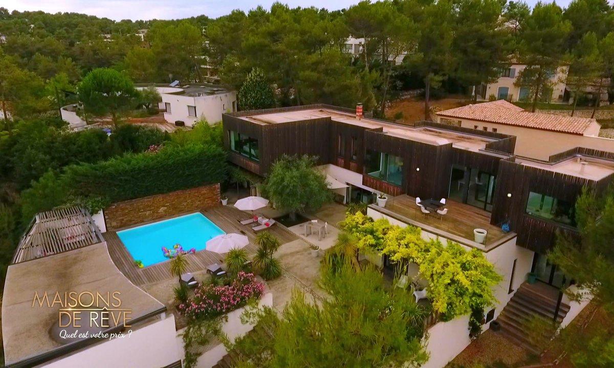 EXCLU - Visitez une villa contemporaine